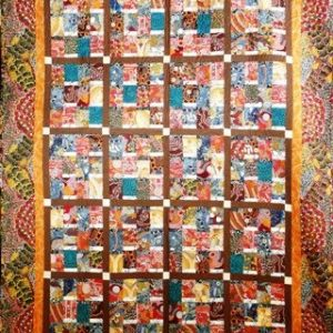 Gallery Walkabout Quilt Pattern