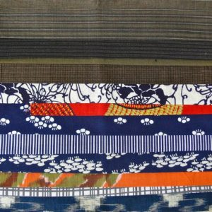 HS Antique Kimono Stash  Cotton