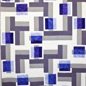 Blue Boy Pattern