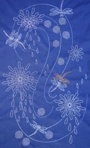 Dragonfly Delight Panel