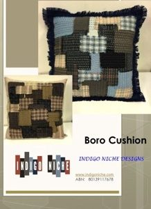 Boro Cushion Pattern