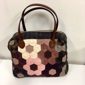 M023 Hexagon flower Hand Bag Kit