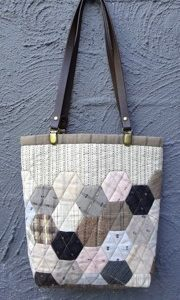 Swandale Hexagon Tote Bag Kit