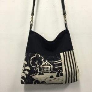 Sling Shoulder Tote Bag Kit Japanese Design