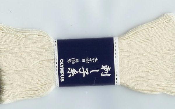 Sashiko Thread Olympus ST102