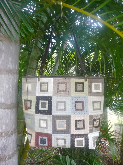 Taupie Tote Bag Pattern