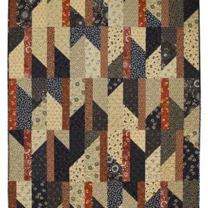 Chop Chop East Quilt Pattern