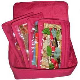 CA340 4 Pocket Craft Organiser