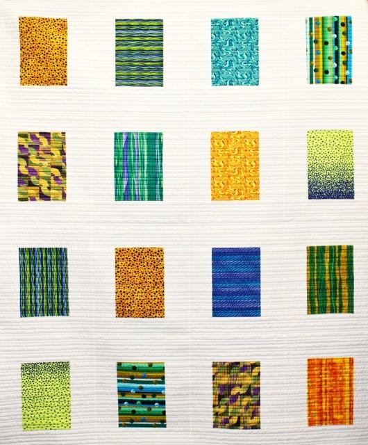 Sundays Throw Quilt Pattern