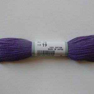 Sashiko Thread Olympus ST19