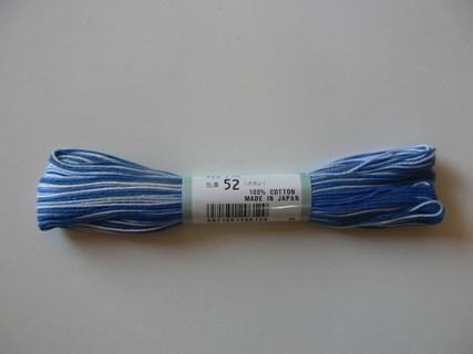 Sashiko Thread Olympus Variegated ST52