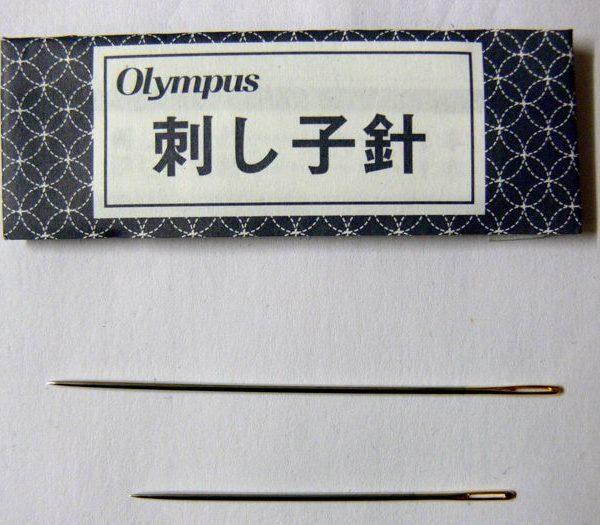 Olympus Sashiko Needles