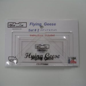 Bloc Loc - Flying Geese Set #2