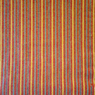 INS-Orange Stripe Multi