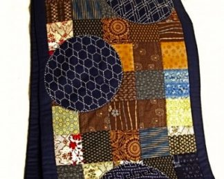 Six Circle Table Runner Pattern