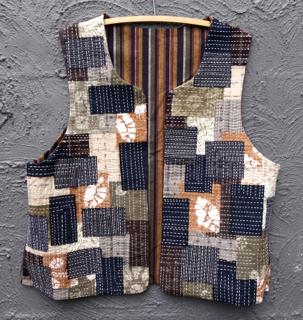 Boro Vest Kit Autumn