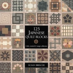 125 Japanese Quilt Blocks