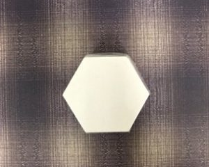 K031-S Hexagon Shaped Papers