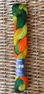 Sashiko Thread Variegated NSL Col 208