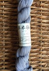 logwood dyed sashiko thread