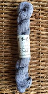 Sashiko Thread Vegetable-dyed LG