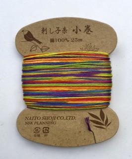 Sashiko Thread Variegated Naito Shoji Col 202
