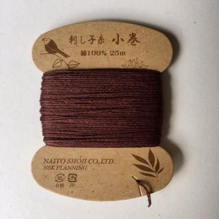 Sashiko Thread Naito Shoji Col 24