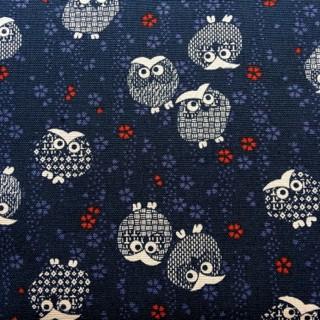 WI-3370 - 31-A - Owls Navy