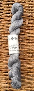 Sashiko Thread Vegetable-dyed No 18
