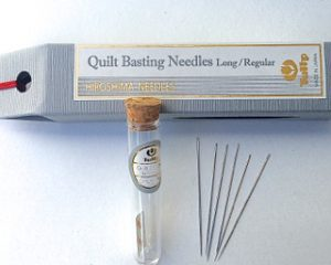 Tulip Quilt Basting Needles  Long Regular