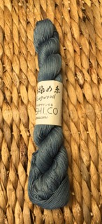 natural dyed sashiko thread logwood