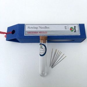 Tulip Sewing Needles #9 Sharp Tip