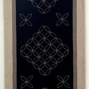 Lola Girl Sashiko Table Runner