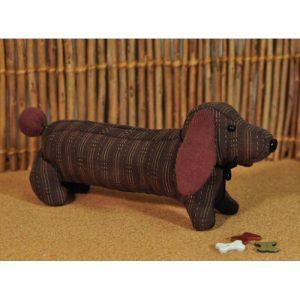 sausage dog pencil case