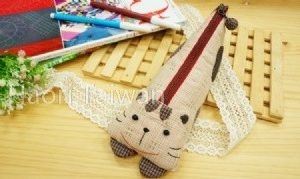 Pencil Case - Smile Cat - HAD-023