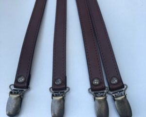 SA-0060-B Leather Handles