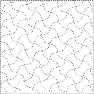 fundo sashiko pattern