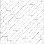 yabane sashiko design