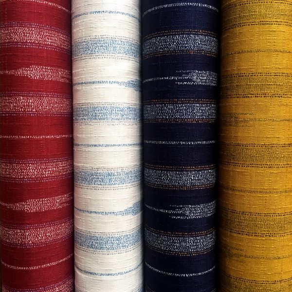 japanese fabric stripe design
