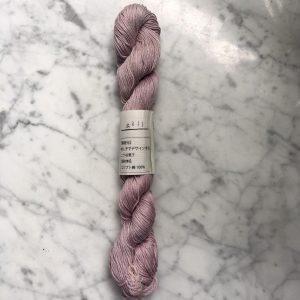 lac dyed sashiko thread