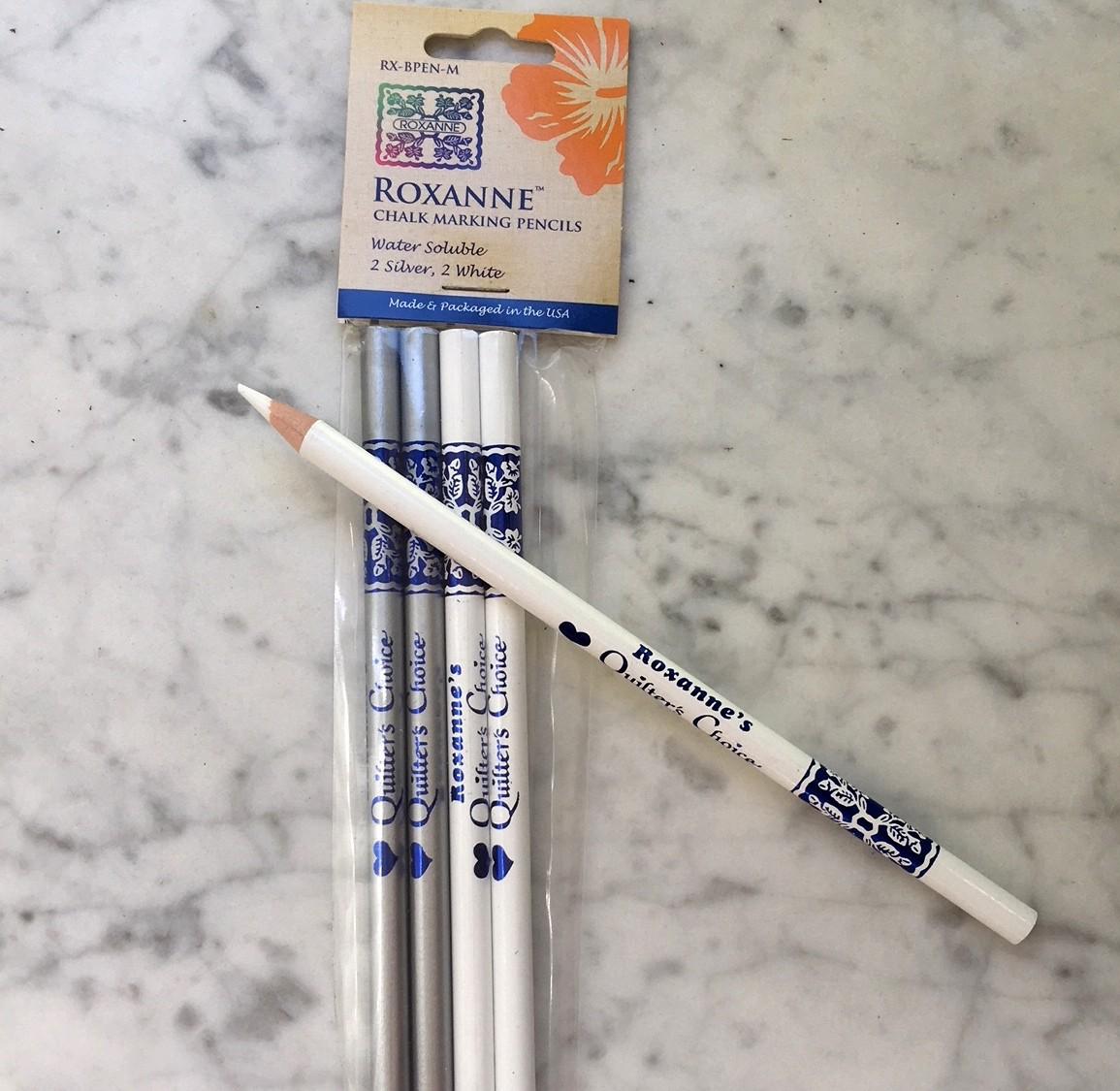 Roxanne Chalk Marking Pencils Indigo Niche
