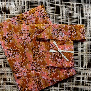 cherry blossom print fabric