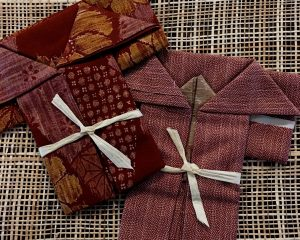 kimono shaped fat quarter packs