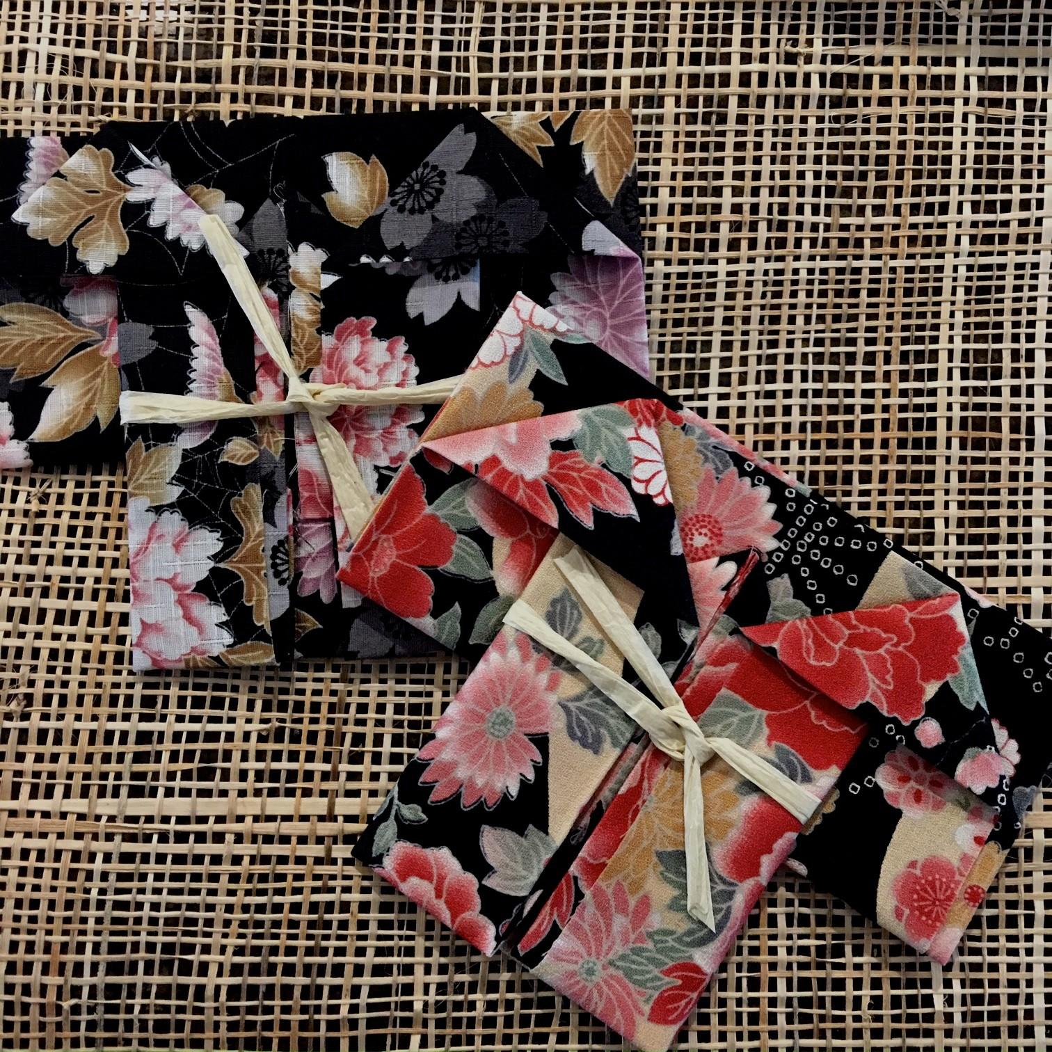 fat quarter packs kimono