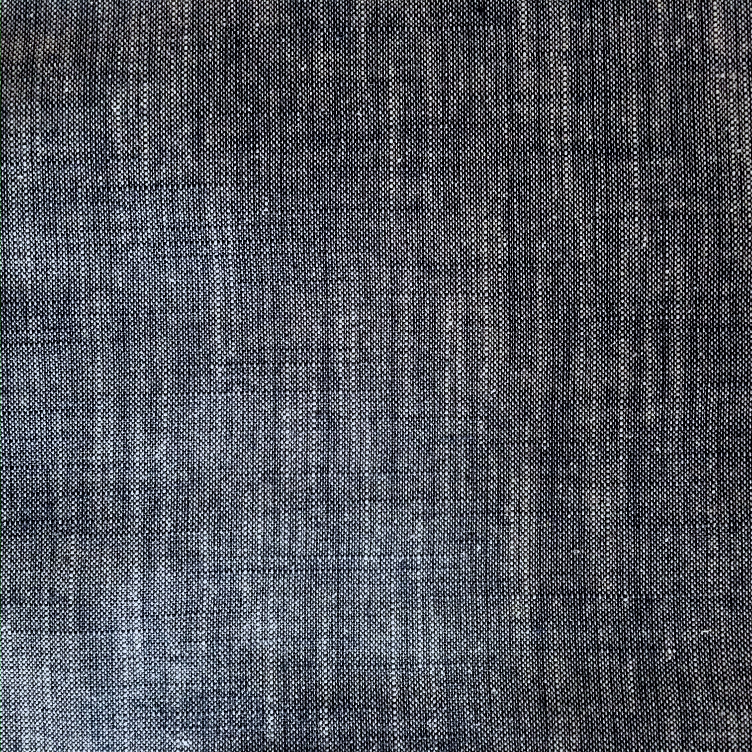 blue yarn dyed fabric