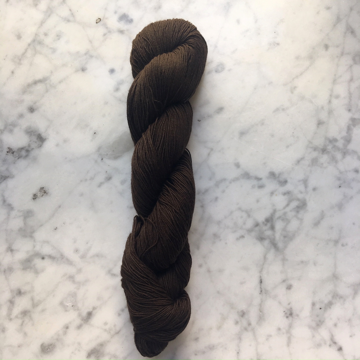 sashiko thread hida dark chocolate