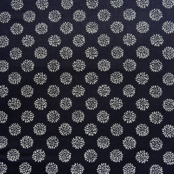 chrysanthemum japanese fabric
