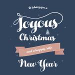 Indigo Niche Christmas Card