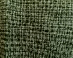 green cotton linen fabric for sashiko embroidery