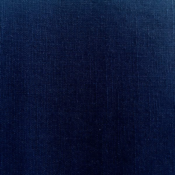 indigo cotton linen fabric for sashiko embroidery